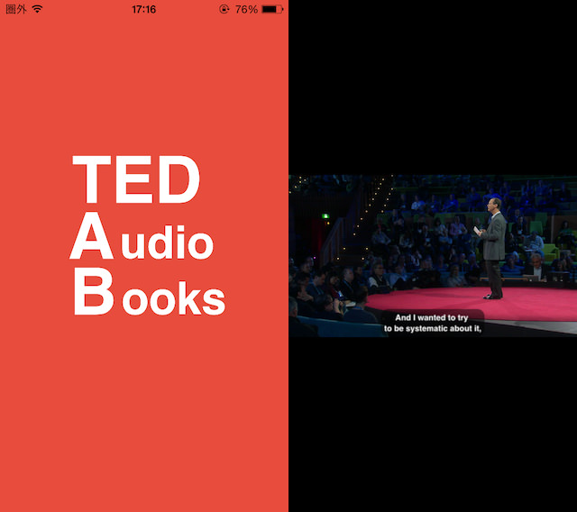 TED Audio Book