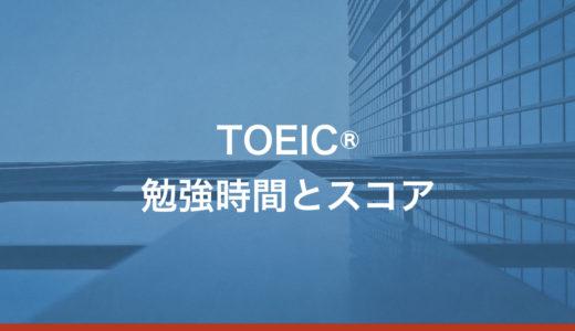 TOEIC勉強時間の目安と学習スケジュールの作り方